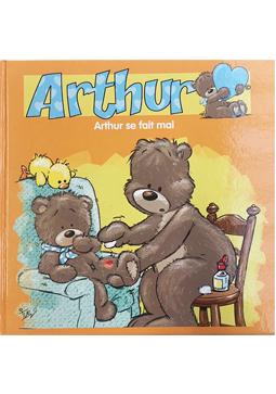 9782373362725 Arthur se fait mal