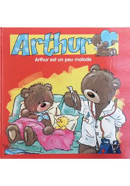 9782373362749 Arthur est un peu malade