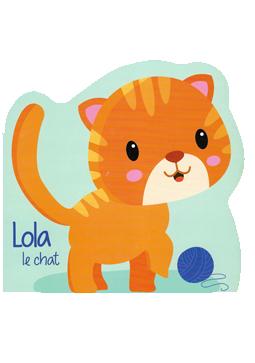 9782373363289 Lola le chat
