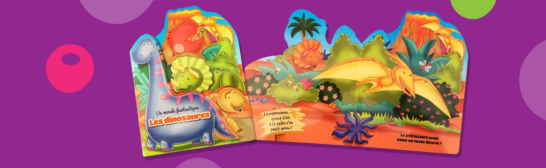 livres d'activité Bout'chou