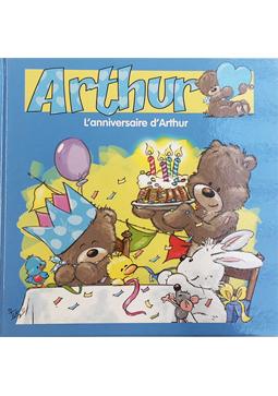 9782373362718 L'anniversaire d'Arthur