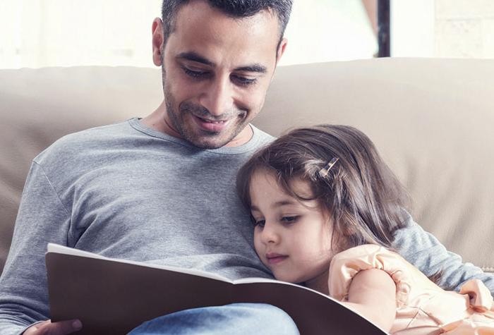 Lire des histoires